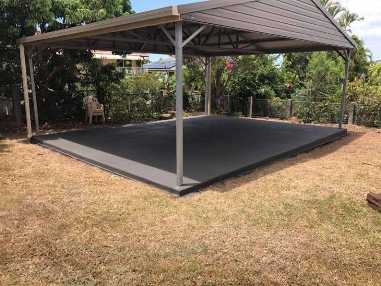 Concrete Slab on Brisbane